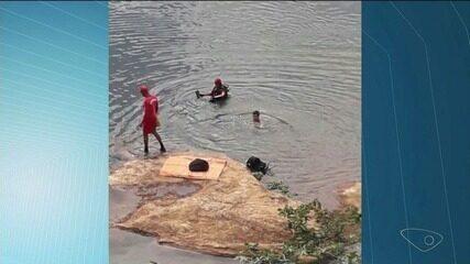 Corpo de jovem afogado é encontrado no Rio Itapemirim