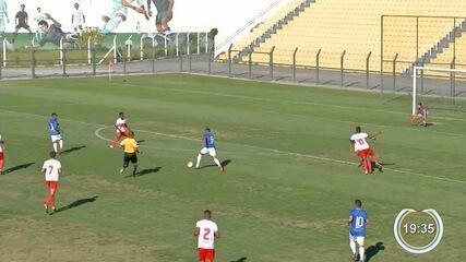 Assista aos gols de União Mogi 4 x 3 São José EC pela Segundona