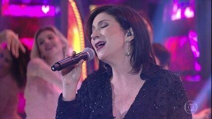 """Zizi Possi relembra sucesso da novela 'Por Amor' com a canção """"Per amore"""""""