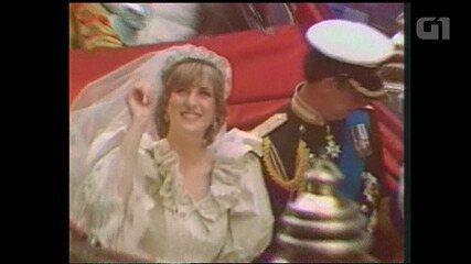 20 anos sem Diana: G1 relembra a vida e o acidente que matou a princesa