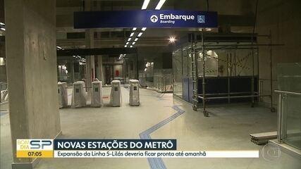 Presidente do Metrô fala sobre atraso na entrega de três estações na capital