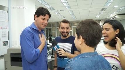 Parte 3: Fã do programa visita sede do Grupo Rede Amazônica em Manaus