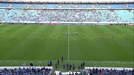 Negociado com o Spartak Moscou, Pedro Rocha é exaltado pelos torcedores do Grêmio