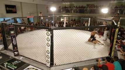 Luta completa: assista ao duelo entre Bruno Camargo e Ricardo Nery, no The Start 5