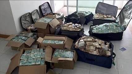 Digitais de Geddel são encontradas no local de malas de dinheiro