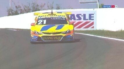 Thiago Camilo vence a primeira corrida na Etapa da Stock Car em Londrina