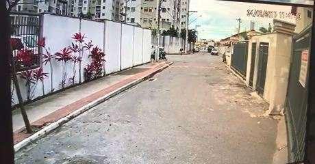 Vídeo mostra abordagem de ex-noivo à advogada morta na Serra, ES