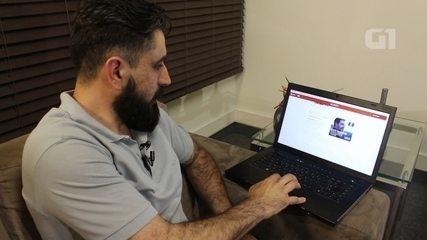Brasileiro diz ter tido fotos usadas por hackers russos para influenciar eleições nos EUA