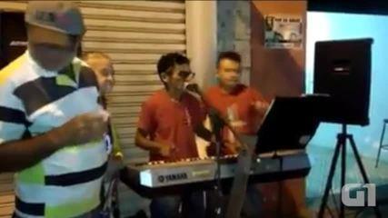 Dj Alok postou o vídeo de cantor piauiense com versão de 'Never let me go'