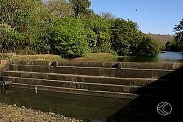 Estiagem prossegue em Uberaba; terceira bomba para transposição do Rio Claro é ligada