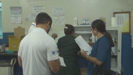 Fiscalização encontra irregularidades em hospital de Manacapuru