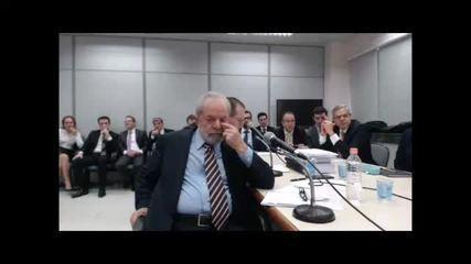 2º depoimento de Lula a Sérgio Moro – Vídeo 5