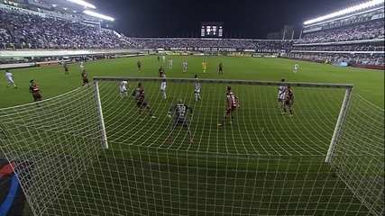 Confira lances em que Muralha foi exigido contra o Santos