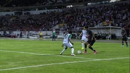 Melhores momentos: Santa Cruz 3 x 0 Goiás pela 24ª rodada da série B do Brasileirão