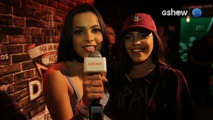 Emily e Mayla Araújo falam sobre a primeira vez no Rock in Rio