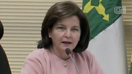 Raquel Dodge assume como procuradora-geral da República