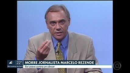 Morre o jornalista Marcelo Rezende