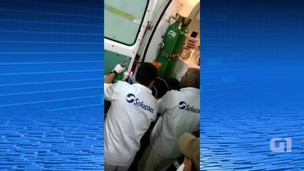 Apresentador do ABTV é vítima de bala perdida em Caruaru