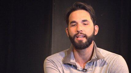 Em 'Crise de Riso', o ator Talis Castro debate humor em tempos politicamente corretos