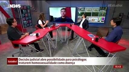 Decisão judicial abre possibilidade para psicólogos tratarem homossexualidade como doença