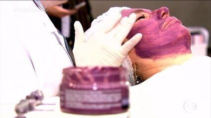 Feira de estética oferece novos produtos e técnicas de tratamento