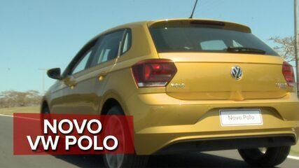 Veja tudo sobre o lançamento do novo Volkswagen Polo no Brasil