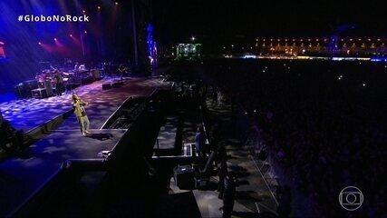 Incubus canta 'Circles' no Palco Mundo do Rock in Rio