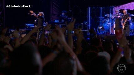 The Who abre show do Rock in Rio com 'I Can't Explain'