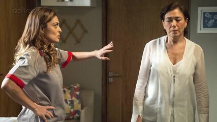 Resumo de 27/9: Bibi faz ligação na casa de Silvana e é rastreada por Caio