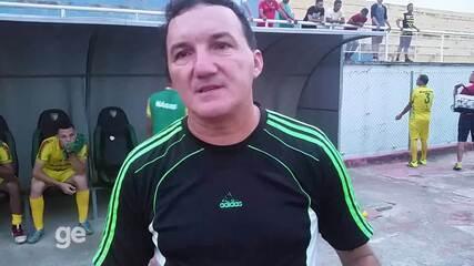 Após ficar no quase no Acreano da 2ª divisão, técnico do Náuas cobra profissionalismo