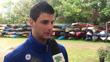 Felipe Borges, do C1, analisa prova da semi e Brasil no Mundial