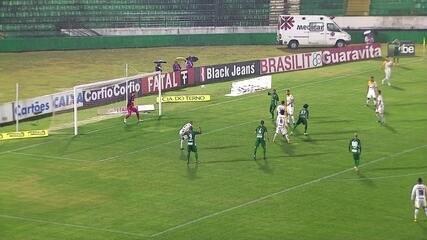 Melhores momentos de Guarani 0 x 0 Criciúma