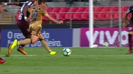 Melhores momentos de São Paulo 1 x 0 Sport pela 26ª rodada do Brasileirão