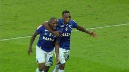 Os gols de Cruzeiro 2 x 1 Ponte Preta pela 28ª rodada do Brasileirão 2017