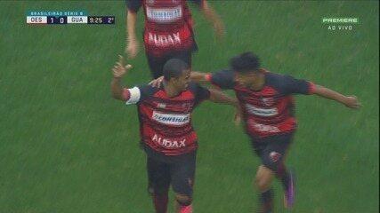 Melhores Momento Oeste x Guarani - Campeonato Brasileiro Série B