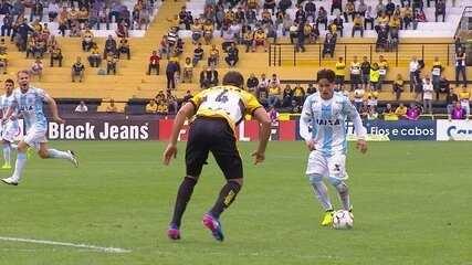 Melhores momentos de Criciúma 2 x 1 Londrina pela 28ª rodada da série B do Brasileiro