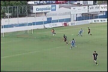 URT vence Patrocínio, se classifica, mas anuncia desistência da Copa Regional sub-20