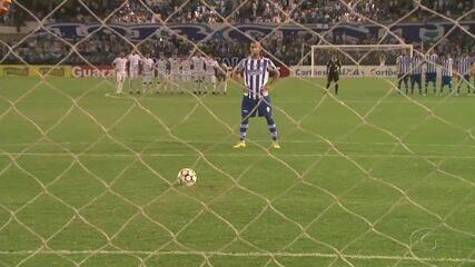 CSA vence o São Bento nos pênaltis e vai disputar a final da Série C
