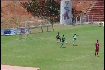 Uberlândia goleia Uberaba na abertura da segunda fase da Copa Regional sub-20