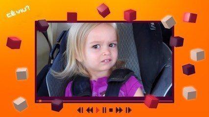 Cê Viu mostra crianças que viraram 'meme' na internet