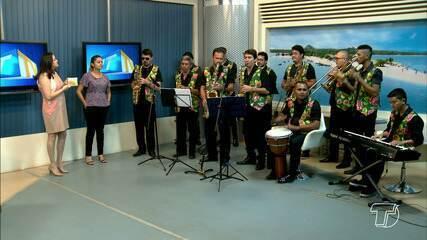 Orquestra 'Muiraquimbó' é destaque no Bate Papo Cultural do Jornal Tapajós