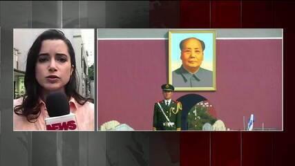 Partido Comunista Chinês transforma o presidente em figura histórica