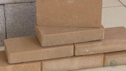 Projeto da Ufla desenvolve tijolos à base da lama da barragem de Mariana (MG)