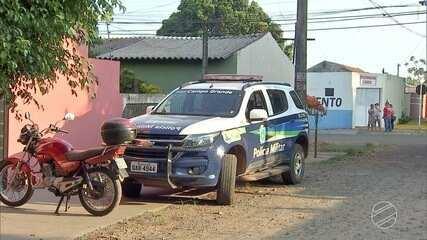 Casal é baleado quando saía de casa no Jardim Batistão, em Campo Grande