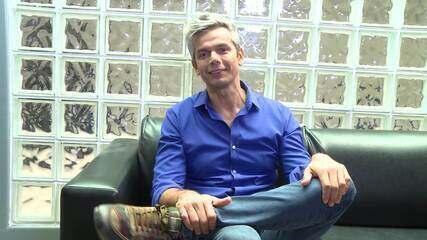O apresentador do Vídeo Show compartilhou com o Gshow mais histórias com seu time de coração. Confira no vídeo! ▶