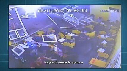 Crianças ficam feridas após caminhão invadir escola em Iguaba Grande, no RJ