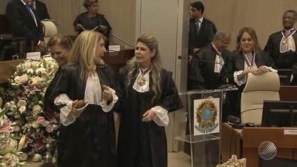 Desembargadora é empossada como nova presidente do Tribunal Regional do Trabalho