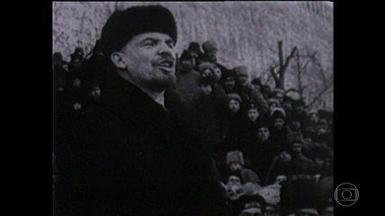 Há 100 anos era proclamada a revolução russa