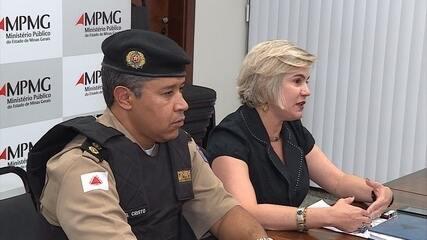 Major e sargento da PM são presos em operação contra jogo do bicho em BH