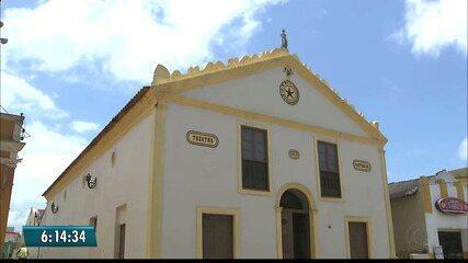 Teatro Minerva, em Areia, é reaberto nesta sexta-feira
